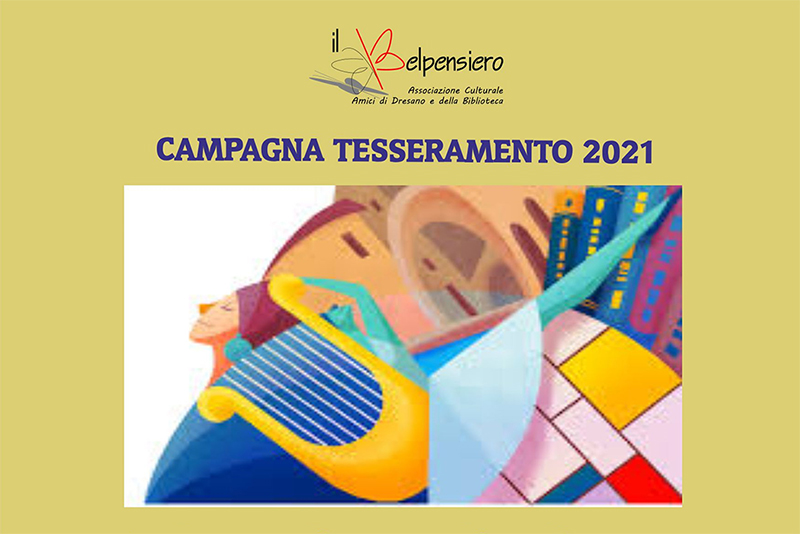 Campagna tesseramento 2021